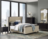 Compose Modern Queen Bed