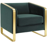 Brasso II Accent Chair Green