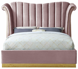 Bloom Modern Bed Blush Rose