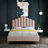 Fingerz Modern Bed Pink