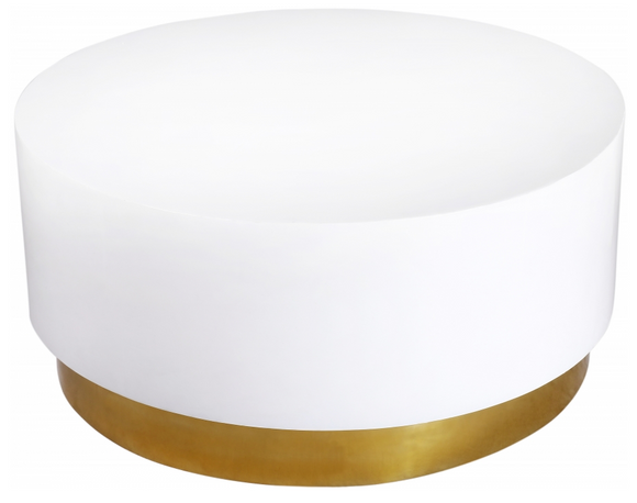 Decorum Modern Round Coffee Table