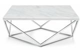 Felton Coffee Table Chrome