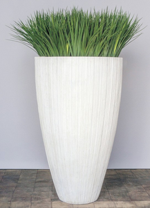 Colossal Vase and Greenery