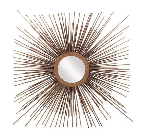 Zurke Wall Mirror