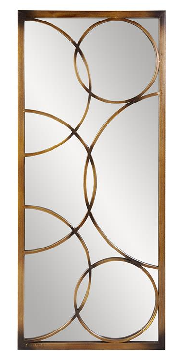 Loops Wall Mirror