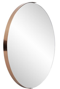Triumph Wall Mirror Rose Gold