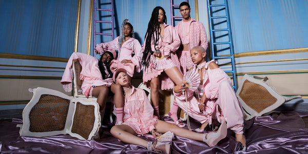 FIRST LOOK |  THE COVETED FENTY PUMA BY RIHANNA SS17 COLLECTION