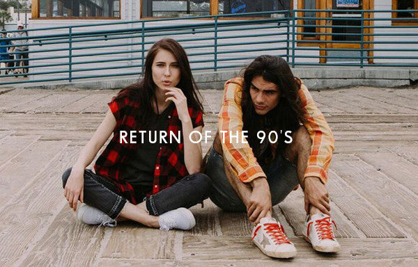 Trend Watch | Return of the 90s