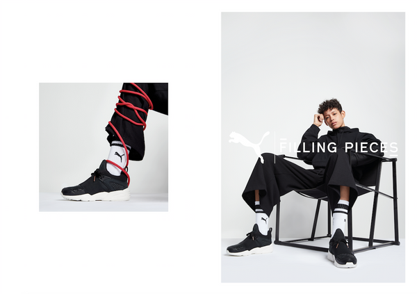 PUMA x Filling Pieces | Q & A with Yassine Saidi Senior Head of Select, PUMA