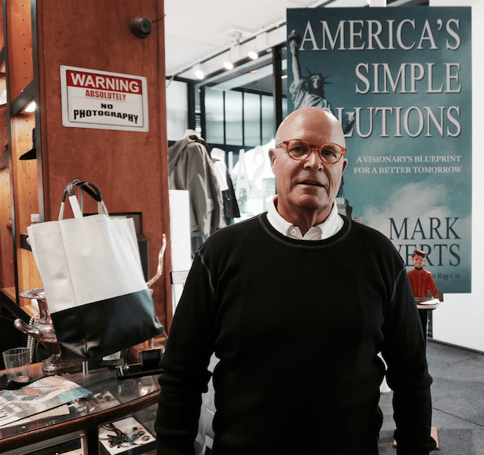 American Rag CEO & Founder Mark Werts