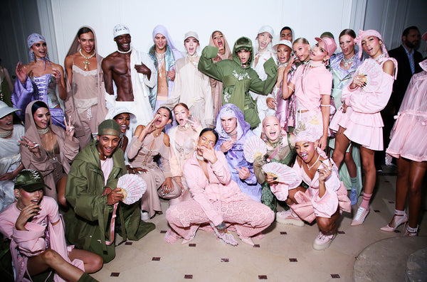 rihanna fenty party