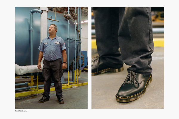 Preview | A Workwear Inspired Collaboration from Dr. Martens