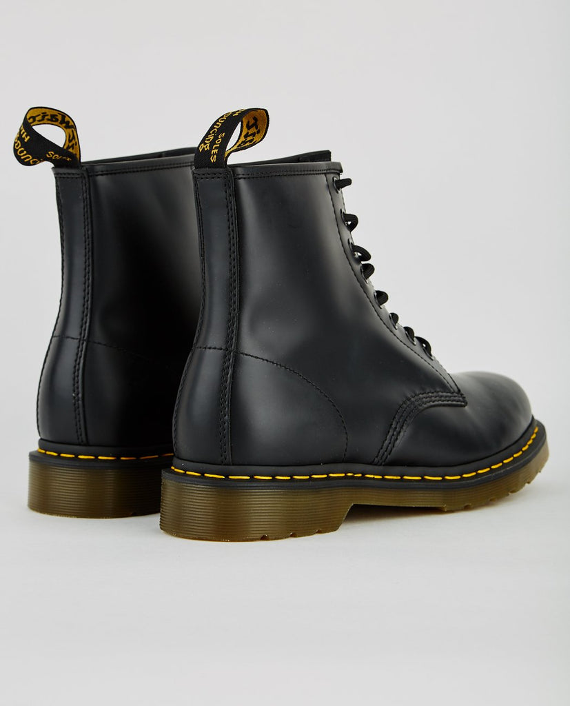 1460 8 EYE BOOT - SMOOTH-DR. MARTENS-American Rag Cie
