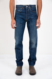 LEVI'S VINTAGE CLOTHING-1947 501 JEAN BITTER END-Men Straight-{option1]
