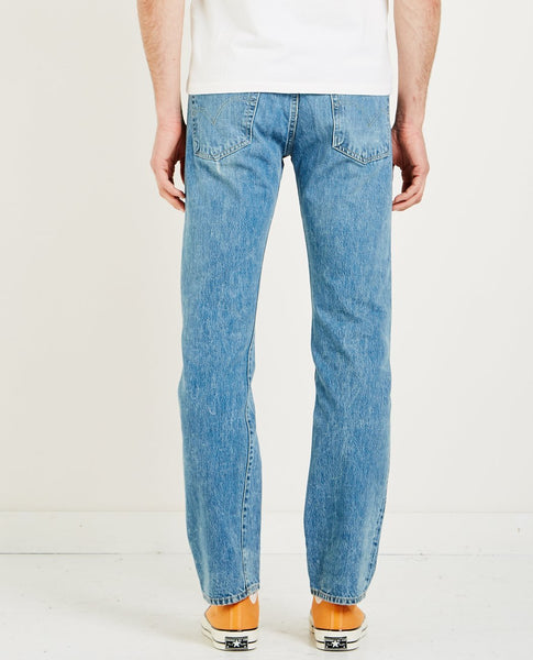 LEVI'S VINTAGE CLOTHING 1947 501 JEANS BEACHES