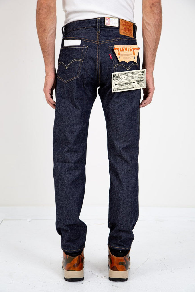 LEVI'S VINTAGE CLOTHING-1954 501 JEAN RIGID-Men Straight-{option1]