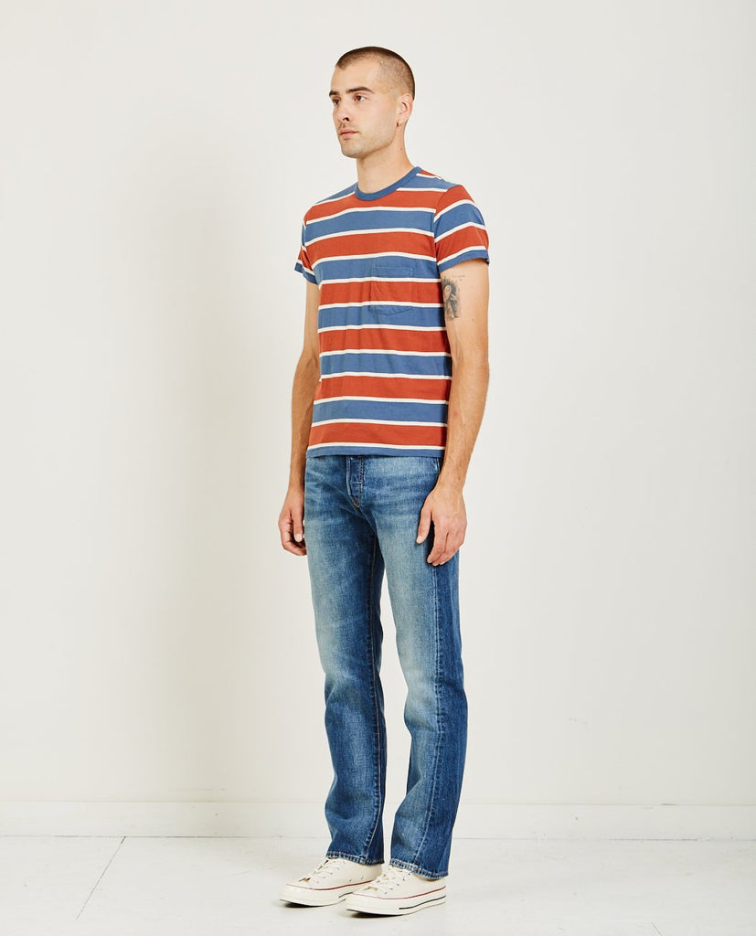 1960S CASUAL STRIPE TEE-LEVI'S VINTAGE CLOTHING-American Rag Cie