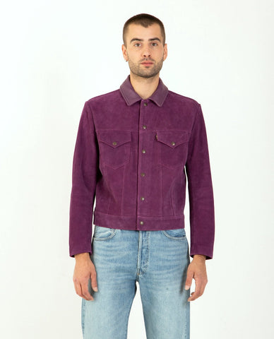 PURPLE Denim Jacket