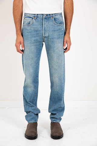 THRILLS Buzzcut Jean Rinsed Blues