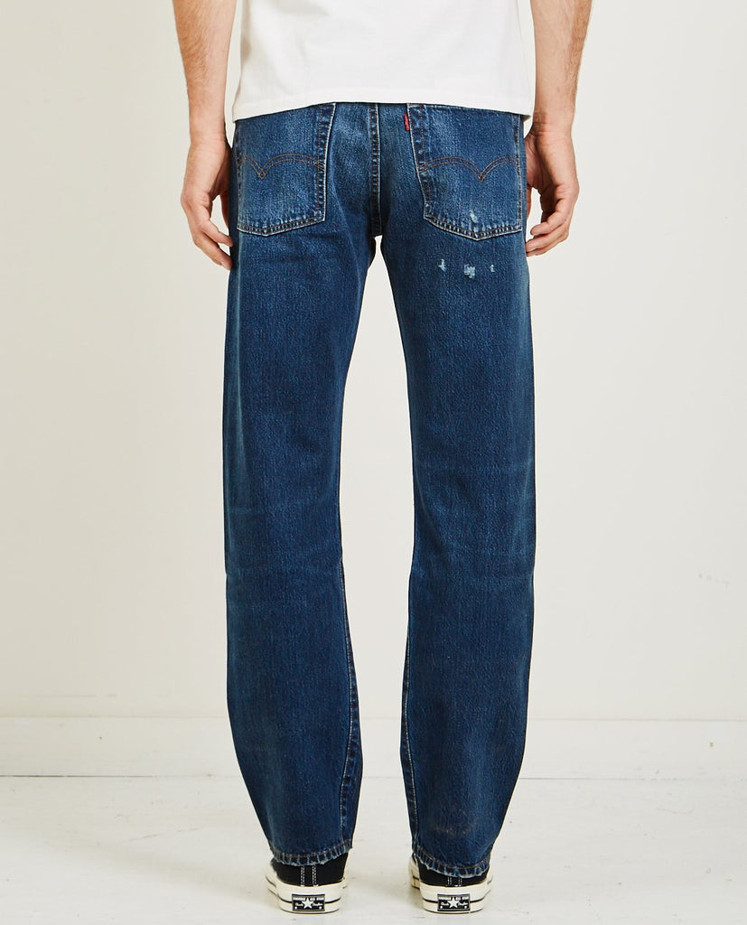 LEVI'S VINTAGE CLOTHING-1976 501 JEANS-Men Straight-{option1]