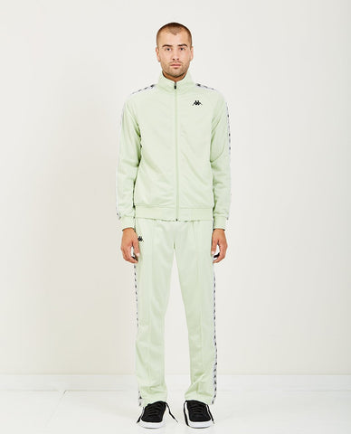 KAPPA 222 BANDA ASTORIAZZ TRACK PANT GREEN GREY