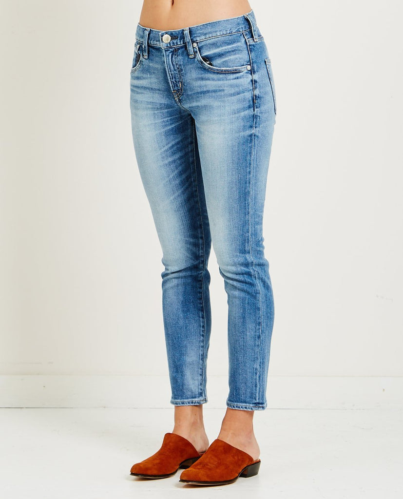 RED CARD-25TH ANNIVERSARY AKIRA JEANS-Women Straight-{option1]
