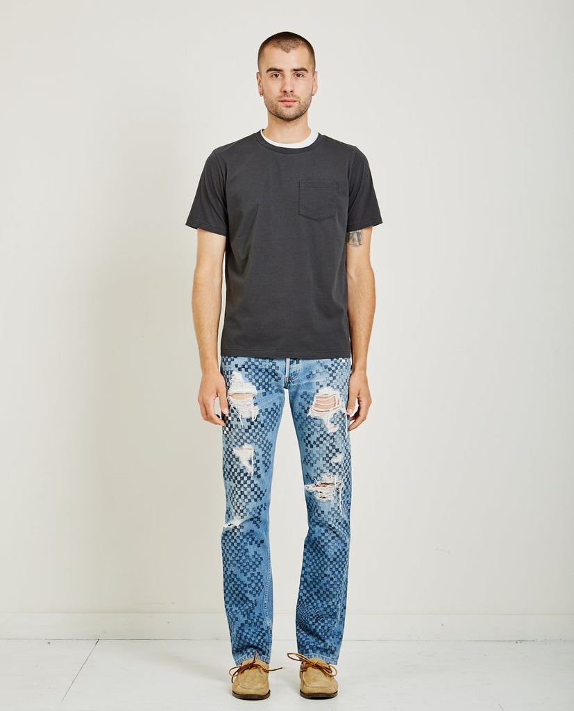 30 JERSEY GRUNGE TEE-REMI RELIEF-American Rag Cie