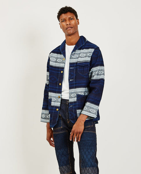 GRAPH ZERO 40s Shawl Collar Coverall