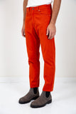 LEVI'S VINTAGE CLOTHING-5 Pocket Sateen Pant Rooibos-Men Pants-{option1]