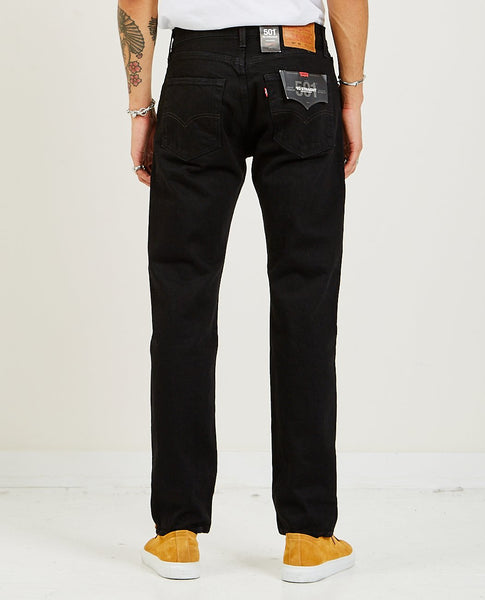 LEVI'S 501 '93 Straight Jean Black Punk