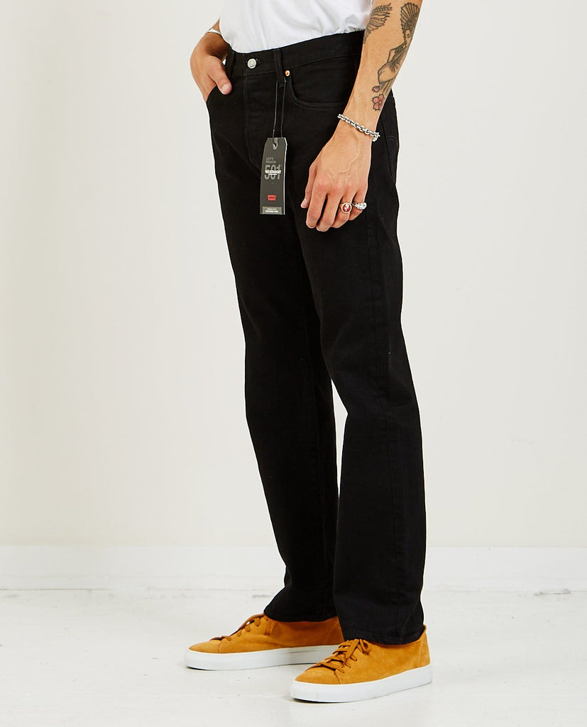 LEVI'S-501 '93 Straight Jean Black Punk-Men Straight-{option1]