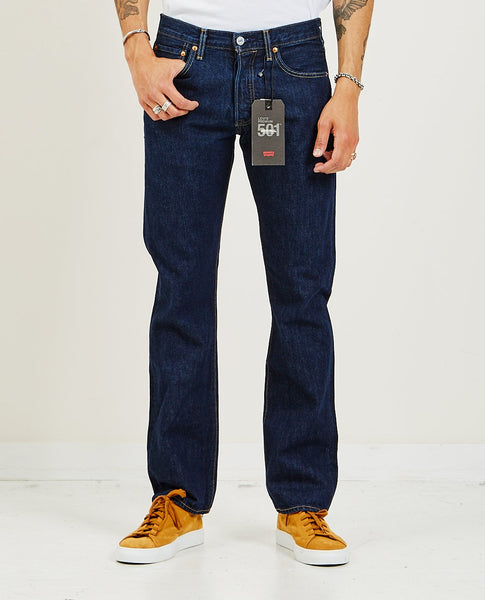 LEVI'S 501 Original Fit Jean One Wash