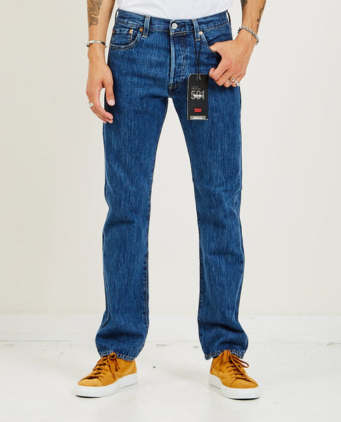 LEVI'S 501 Original Fit Stonewash