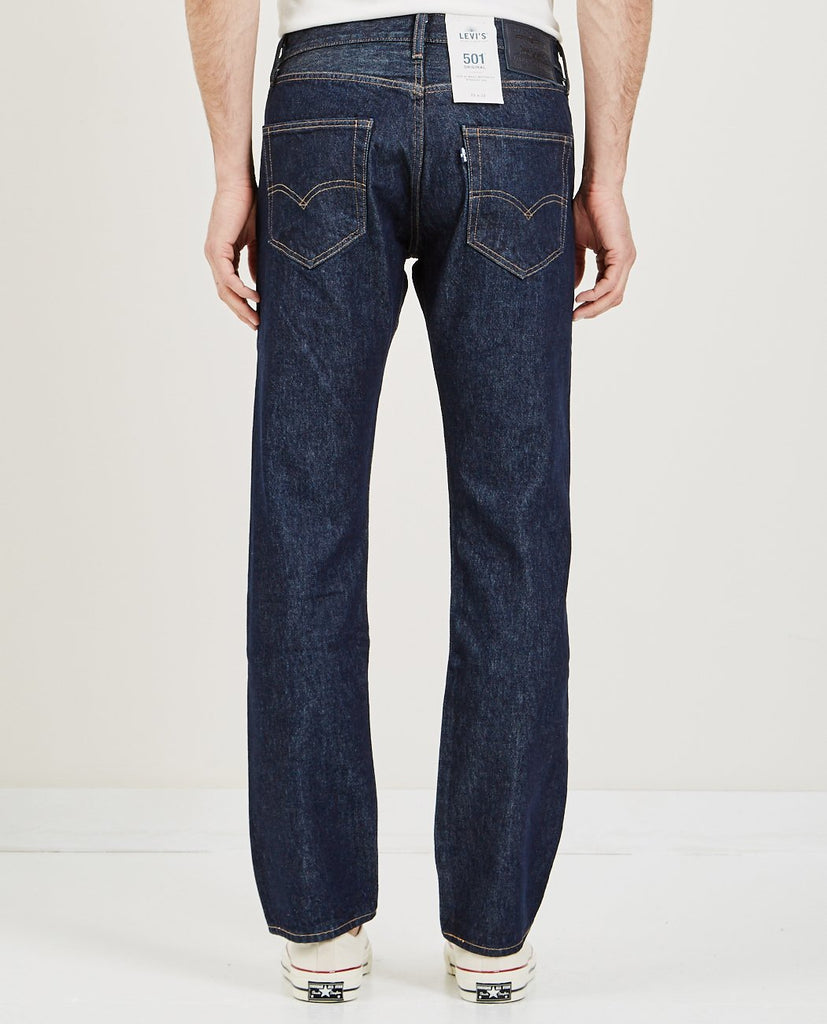 501 ORIGINAL JEANS RINSE-LEVI'S: MADE & CRAFTED-American Rag Cie