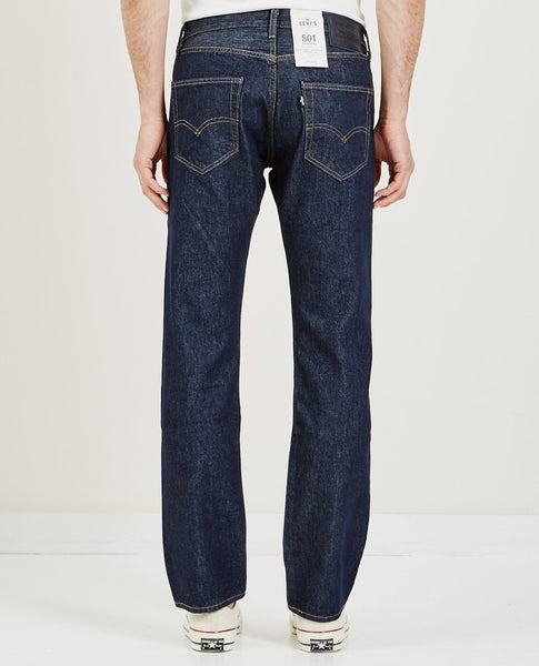 LEVI'S: MADE & CRAFTED 501 ORIGINAL JEANS RINSE
