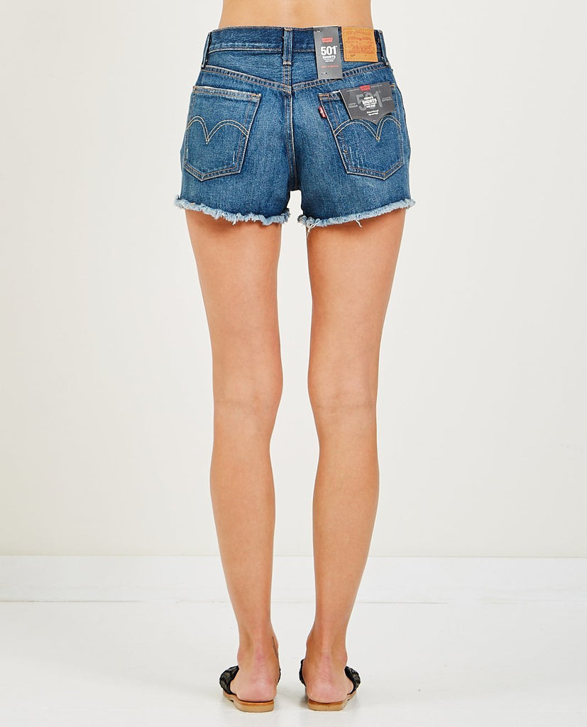 LEVI'S-501 SHORT SILVERLAKE-Women Shorts-{option1]