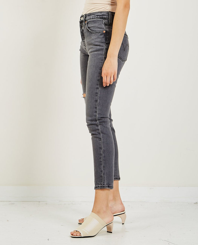 LEVI'S-501 Skinny Jean Moon-Women Skinny-{option1]