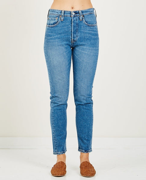 LEVI'S 501 SKINNY WE THE PEOPLE