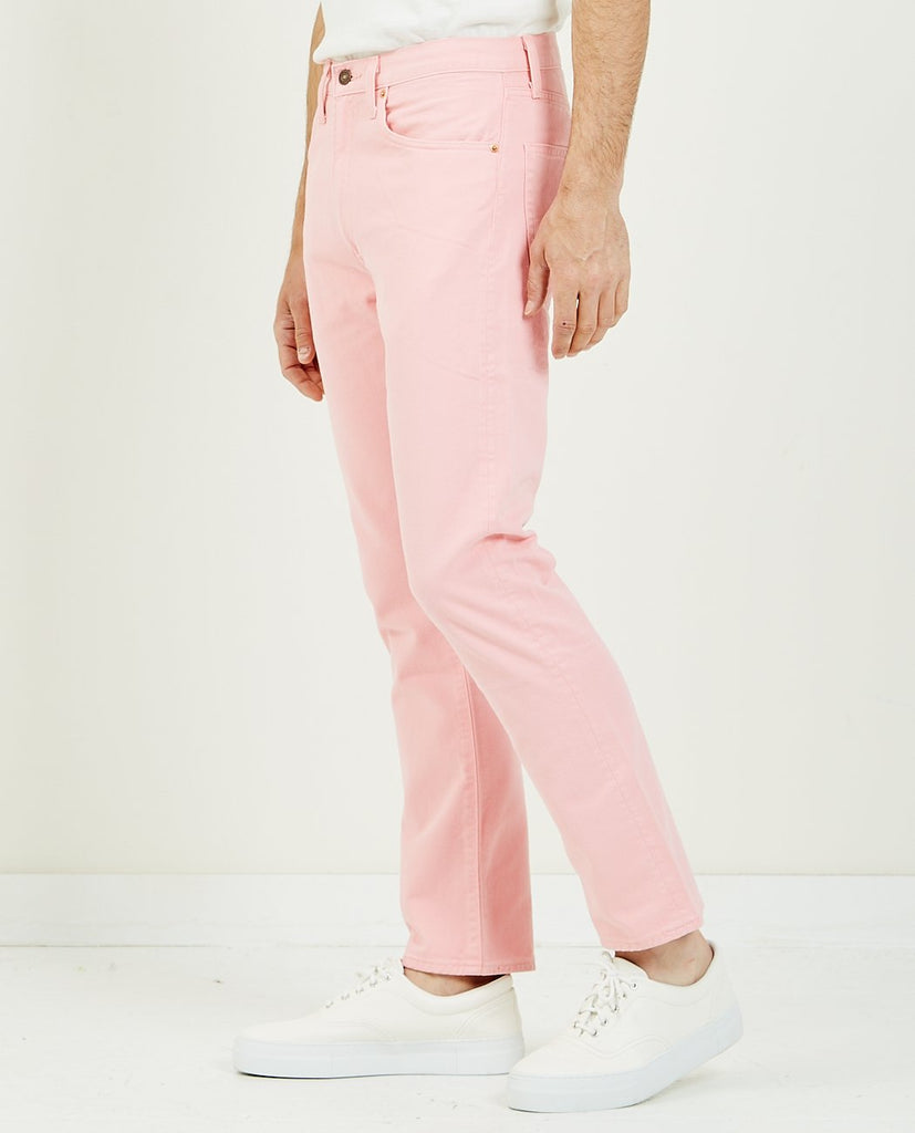 505 Colors Pink Dust-LEVI'S VINTAGE CLOTHING-American Rag Cie