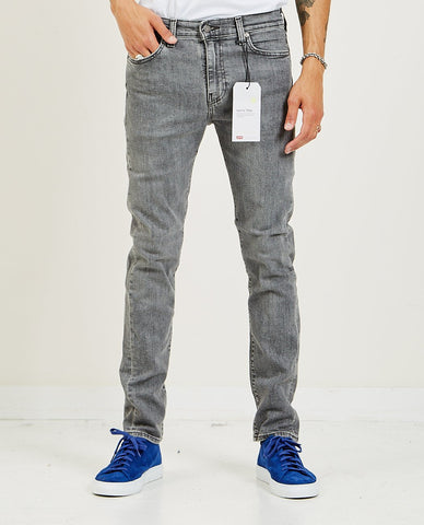 PURPLE P001 Slim Fit Jean Light Indigo Silver