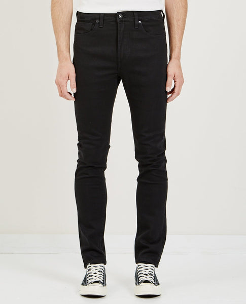 LEVI'S: MADE & CRAFTED 510 SKINNY JEANS BLACK RINSE