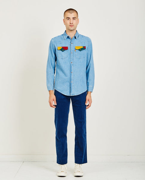 LEVI'S VINTAGE CLOTHING 70S DENIM SHIRT