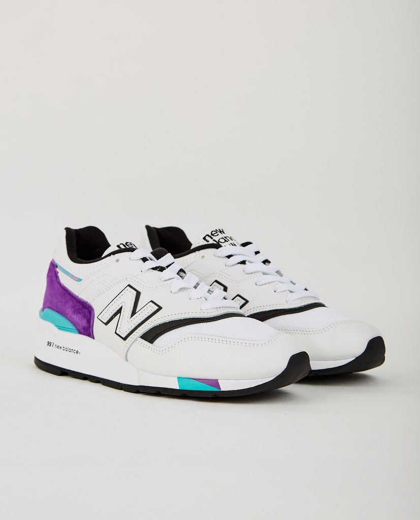 NEW BALANCE-997 SNEAKER-Men Sneakers + Trainers-{option1]