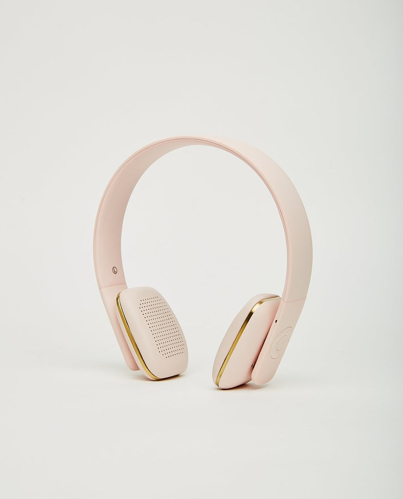 Ahead Bluetooth Headset Dusty Pink-KREAFUNK-American Rag Cie