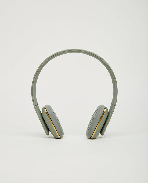 KREAFUNK Ahead Bluetooth Headset Grey