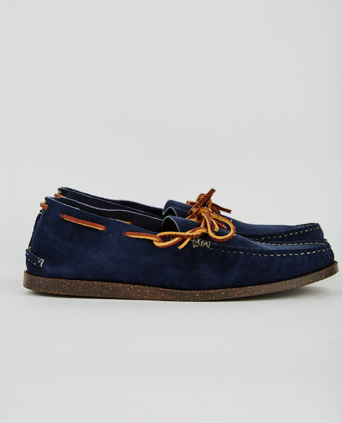 YUKETEN ALL HANDSEWN CANOE MOC WITH CAMP SOLE