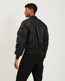 ALPHA INDUSTRIES-Alpha Ma-1 Flight Jacket-Men Coats + Jackets-{option1]