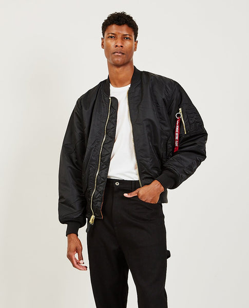 ALPHA INDUSTRIES Alpha Ma-1 Flight Jacket