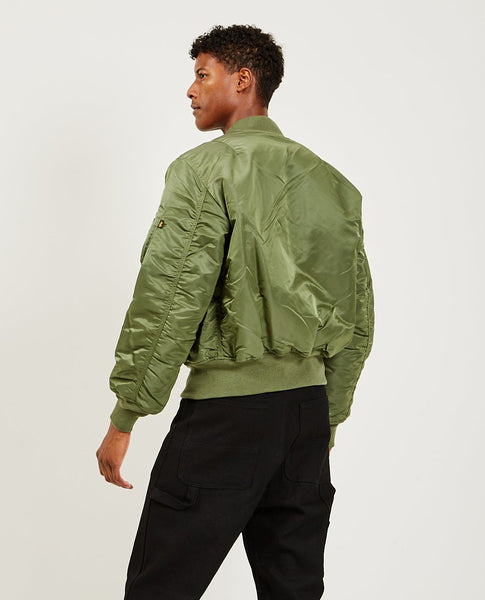 ALPHA INDUSTRIES Alpha Ma-1 Flight Jacket Sage