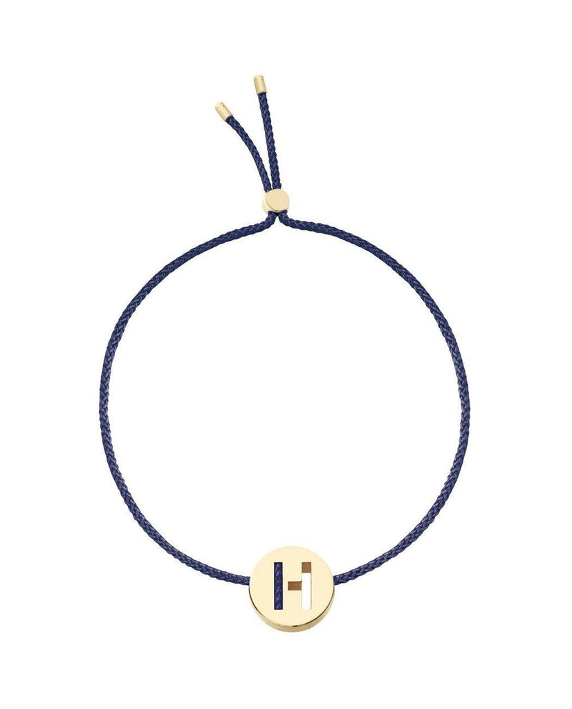 RUIFIER-ALPHABET CORD BRACELET-Women Jewelry-{option1]